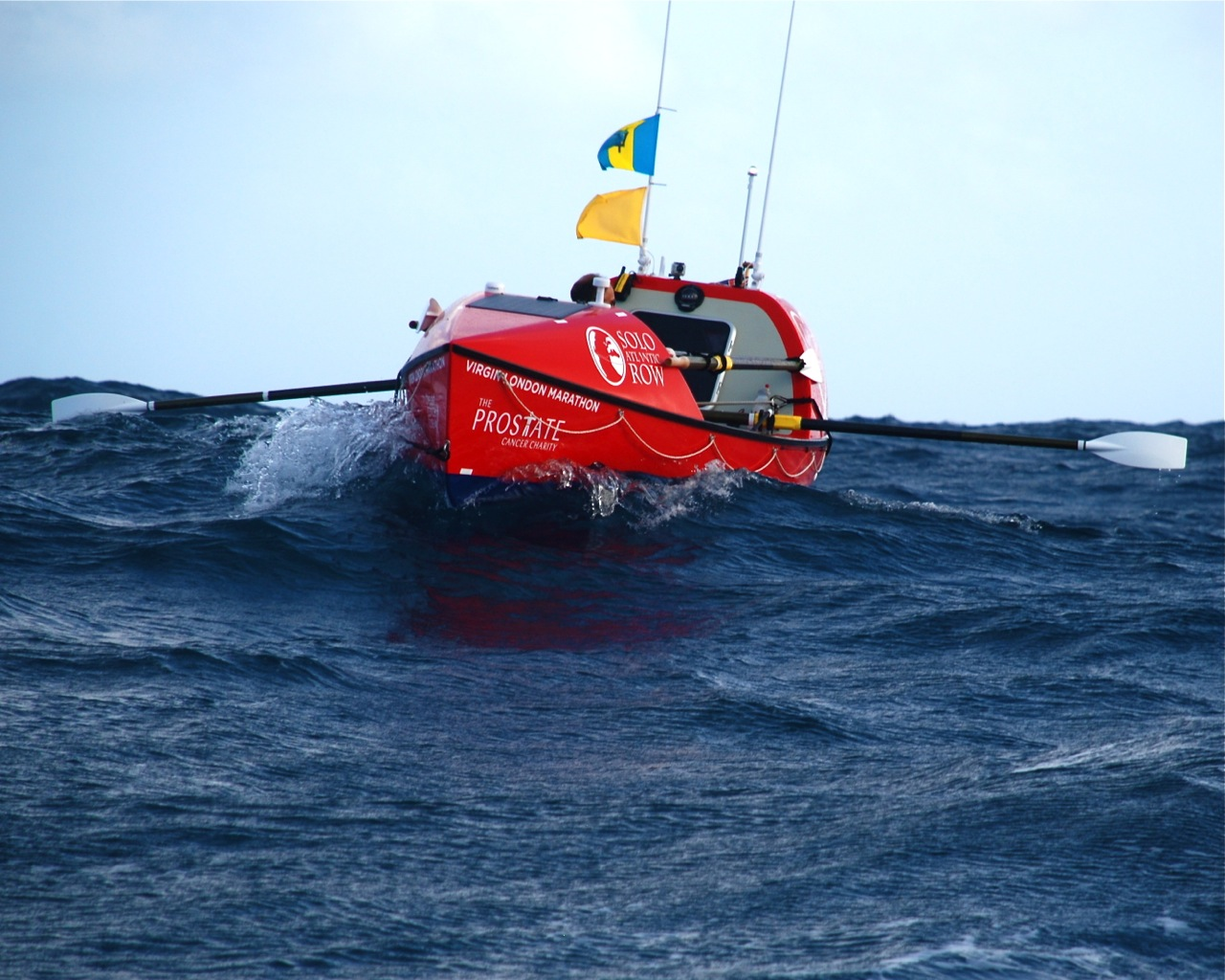 Major Challenge Solo Pacific Row